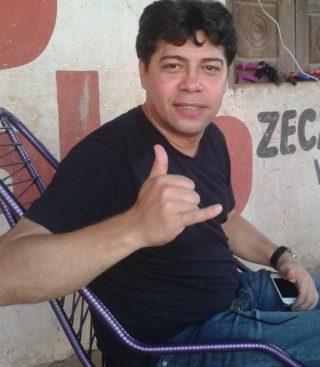 Ex-prefeito Arnaldo Gomes