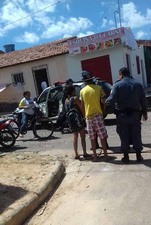 Filha que matou mãe a facadas no Parque Aurora é presa em Santa Inês (3)