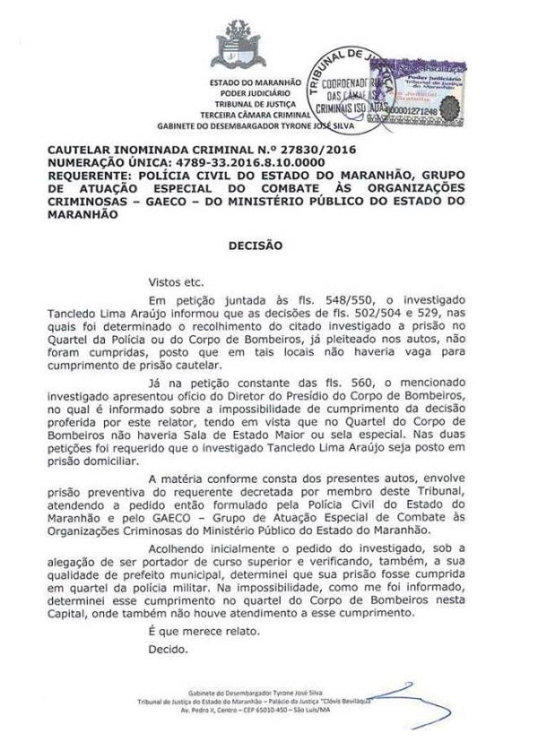 Prefeito de Paulo Ramos, Dr. Tanclêdo (2)