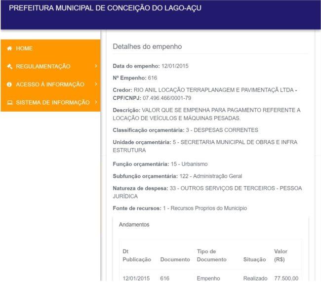 Prefeitura de Conceição do Lago-Açu 2