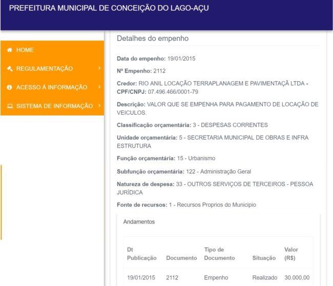Prefeitura de Conceição do Lago-Açu 4
