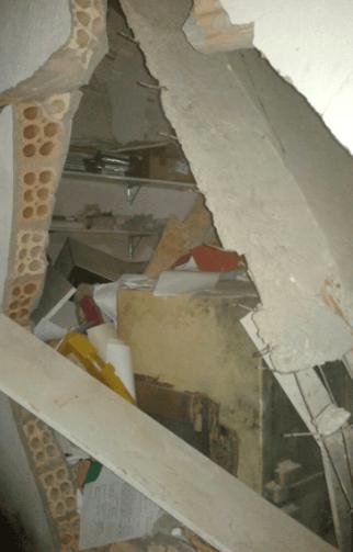 Agência em Santa Luzia do Paruá foi o alvo na madrugada de hoje (11)