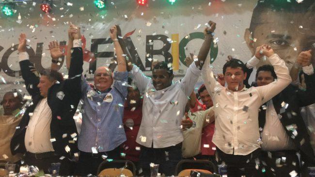 Convenção do candidato a prefeito Fábio Câmara