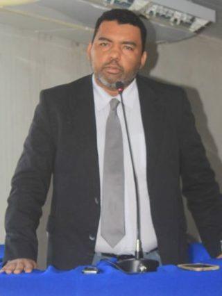 Vereador Arão Silva (PRP)