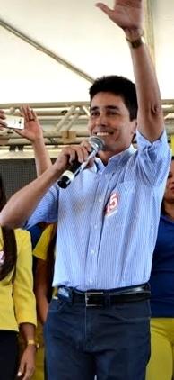 "Prefeito Cícero Neco Morais, o ""Cicin"""