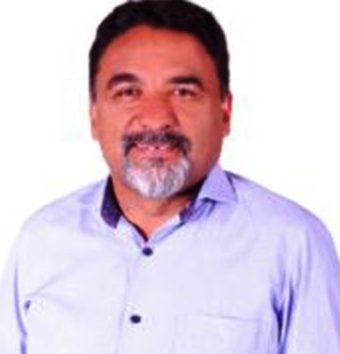 Ex-vereador Esmilton Pereira dos Santos