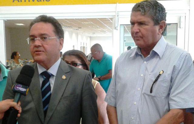 Roberto Rocha e Ildon Marques