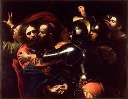 O beijo de Judas: por Caravaggio