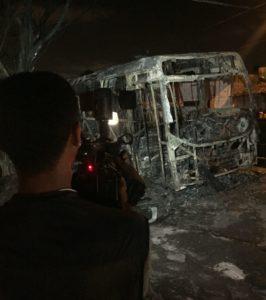 Após ataques, ônibus terão reforço policial