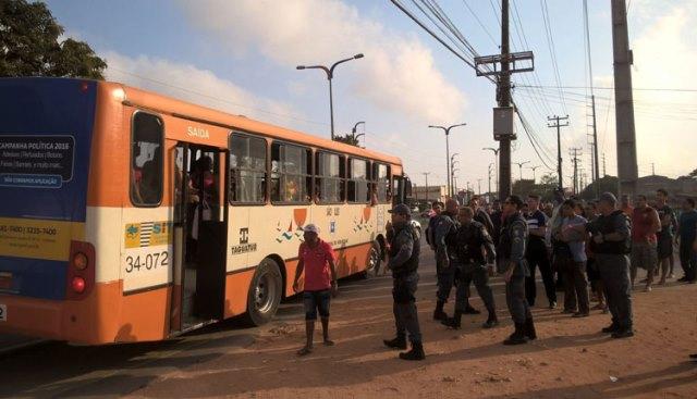 Ônibus em São Luís