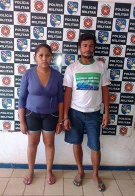 Mãe e padrasto da criança foram presos