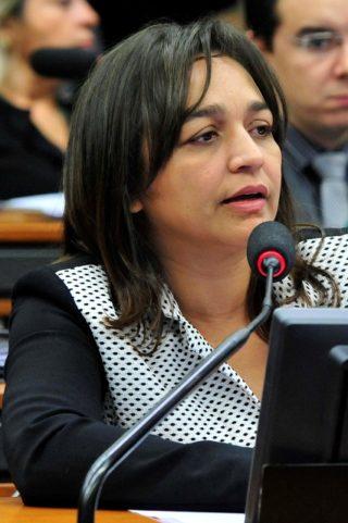 Deputado federal Eliziane Gama