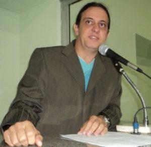 Prefeito eleito Fábio Gentil