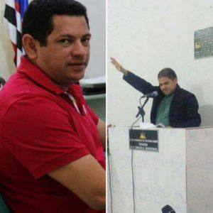Magno Amorim foi cassado e o vice, Pastor Silvano, empossado, nesta quinta