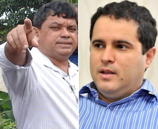 """Márcio Jerry quer continuar sendo um """"câncer"""" para Edivaldo na sua relação com a imprensa"""