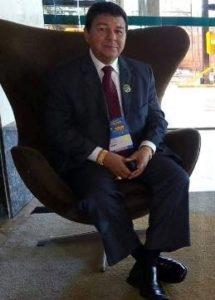 Prefeito José Carneiro Filho, o Carneirinho