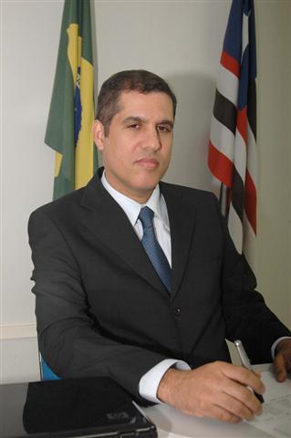 Secretário Cláudio Trinchão