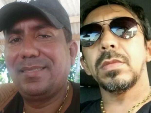 Soldado Alberto Sousa e cabo Júlio Pereira