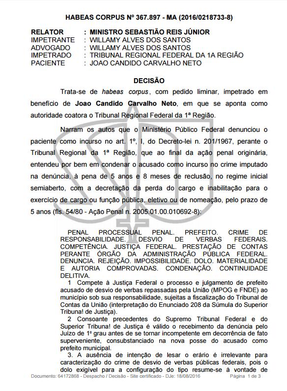 Neto Carvalho - Magalhães de Almeida