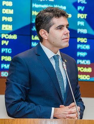 Deputado estadual Adriano Sarney