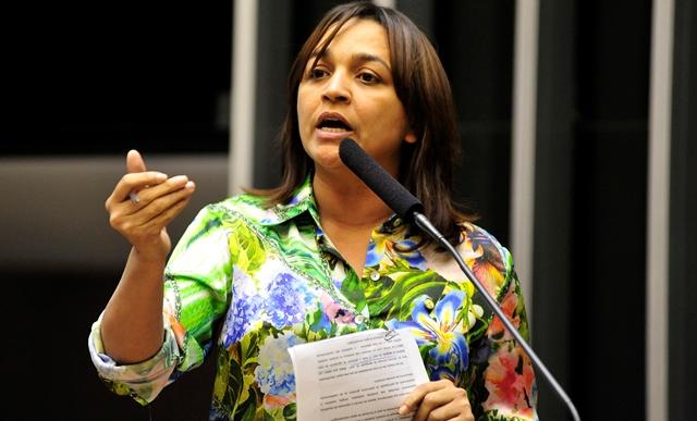 Deputada Eliziane Gama