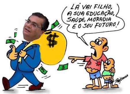 Governo Flávio Dino quer que a população pague mais imposto