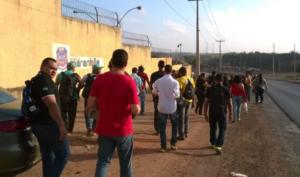 43 detentos não voltam aos presídios