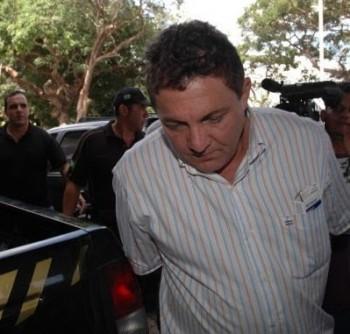 Vale a pena ver de novo: prefeito Cleomar Cunha na época que foi preso pela PF
