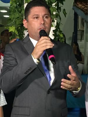 Prefeito Hernando Macedo