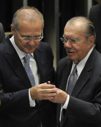 Renan e Sarney: uma relação antiga de interesses