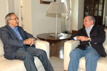 Castelo ocupou o mais alto cargo do Porto do Itaqui a convite do governador Jackson Lago
