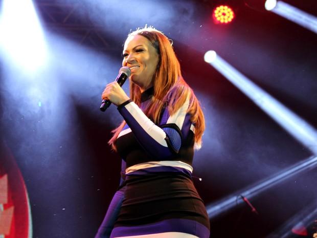 Solange Almeida ficou no grupo durante 14 anos