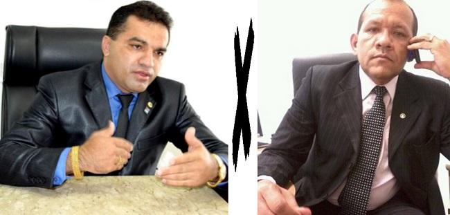 Deputado Josimar de Maranhãozinho e o juiz Clésio Cunha travam embate