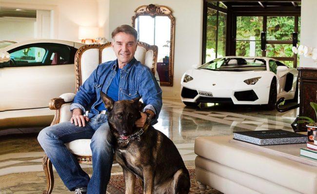 Empresário Eike Batista ostentava sua fortuna