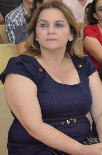 Ex-prefeita Maura Jorge
