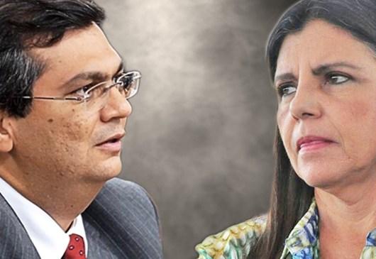 Flávio Dino e Roseana podem se enfrentar em 2018