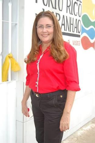 Prefeita Rosa Ivone Braga Fonseca