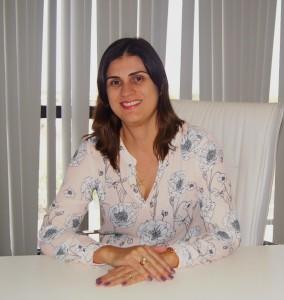 Lílian Régia Gonçalves Guimarães comanda a Segep