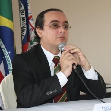 Promotor Fernando Barreto