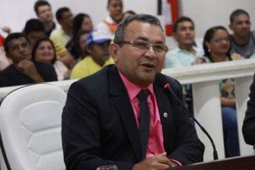 """Vereador """"Bebe Taxista"""""""