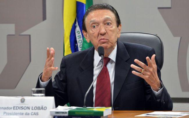Senador Edison Lobão