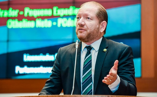 Deputado Othelino Neto, 1° vice-presidente da Assembleia Legislativa do Maranhão