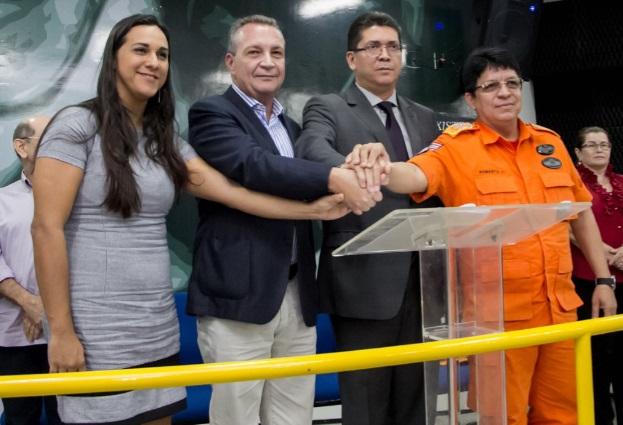Luis Fernando e Jefferson Portela devem caminhar juntos em 2018