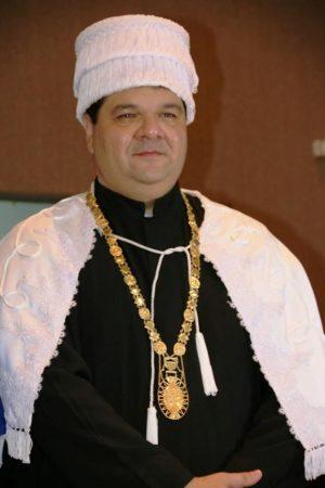 Reitor Gustavo Pereira