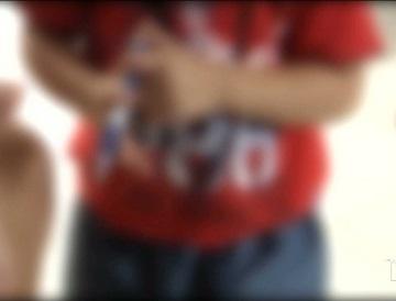 Criança foi abusada por um adolescente de 14 anos que está desaparecido