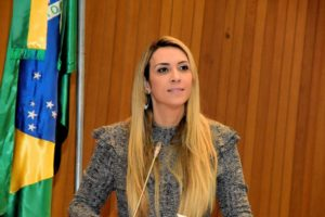 Deputada Andrea Murad