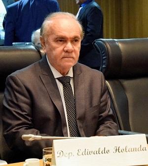 Deputado Edivaldo Holanda