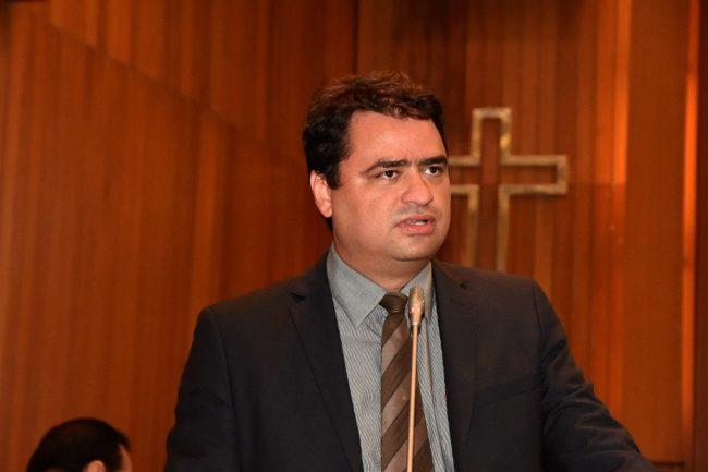 Deputado estadual Sérgio Vieira