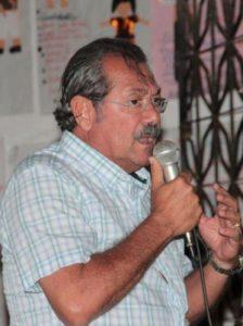 Ex-prefeito Albérico Filho