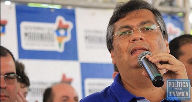 Governador Flávio Dino (foto: Política Dinamica)